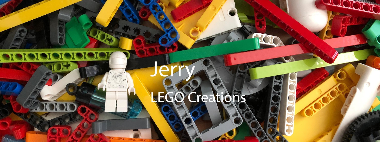 JerryLEGOcreations cover photo