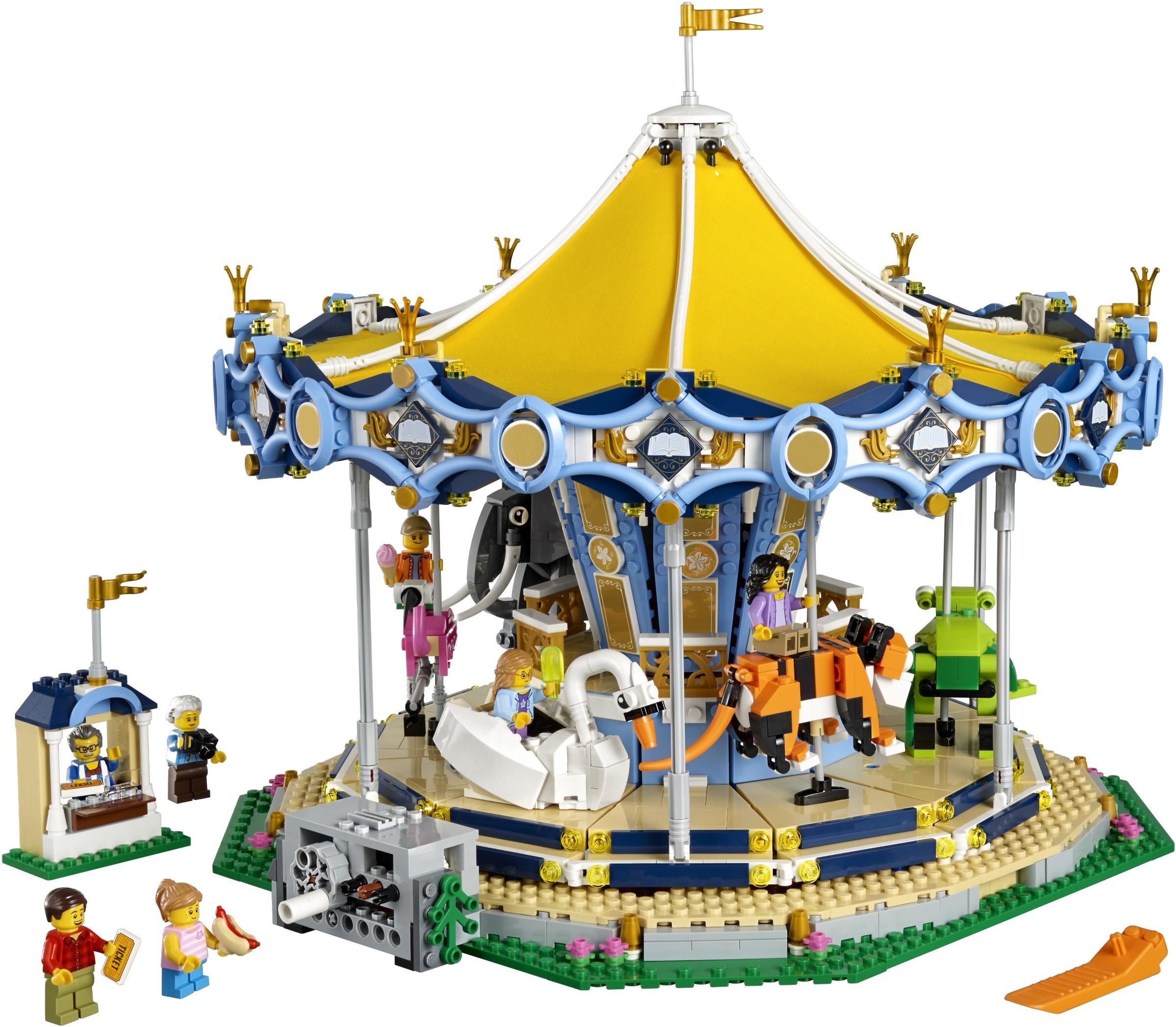 10257 Creator Carousel