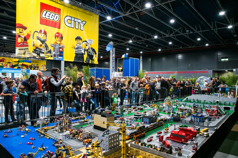 Inschrijving LEGOworld geopend