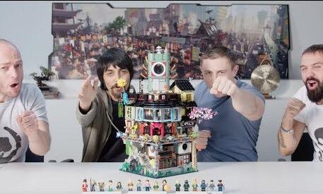 70620 Ninjago City Designer video