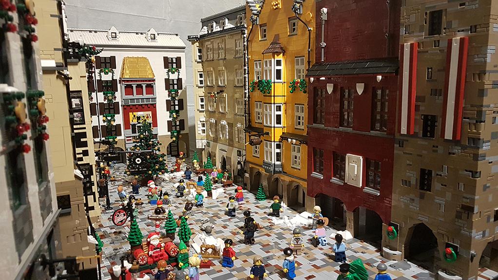 Innsbruck in LEGO