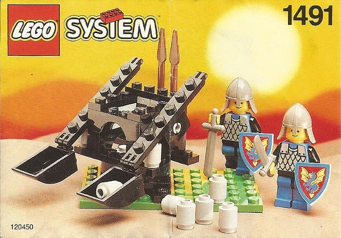 1491 – Dual Defender (1992)