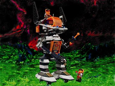 2153 – Robo Stalker (1997)