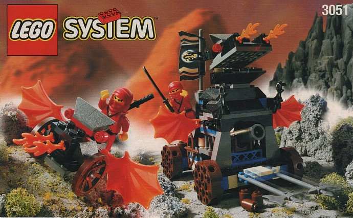 3051 – Blaze Attack (1999)