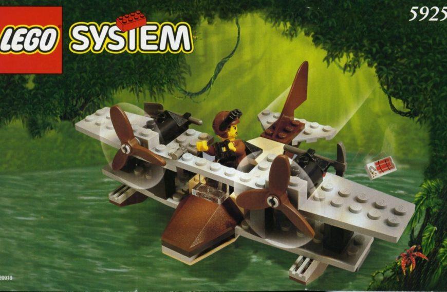 5925 – Pontoon Plane (1999)