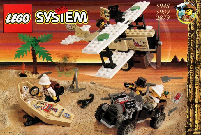 5948 – Desert Expedition (1998)