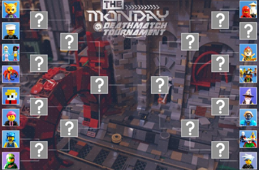 The Monday Deathmatch Tournament 02: So This is Monday