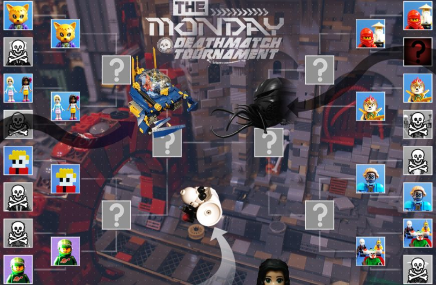 The Monday Deathmatch Tournament 04: I'm Just a Cat!