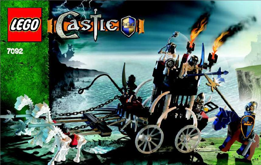 7092 – Skeleton's Prison Carriage (2007)