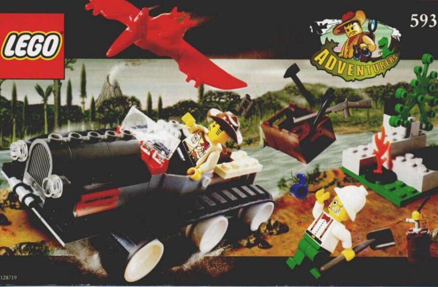 5934 – Dino Explorer (2000)
