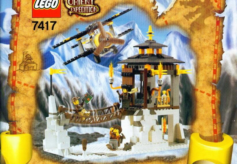 7417 – Temple of Mount Everest (2003)