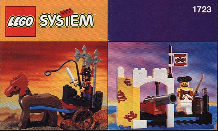 1723 – Castle/Pirates Value Pack (1994)