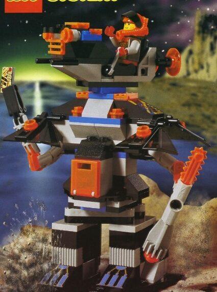 2151 – Robo Raider (1997)