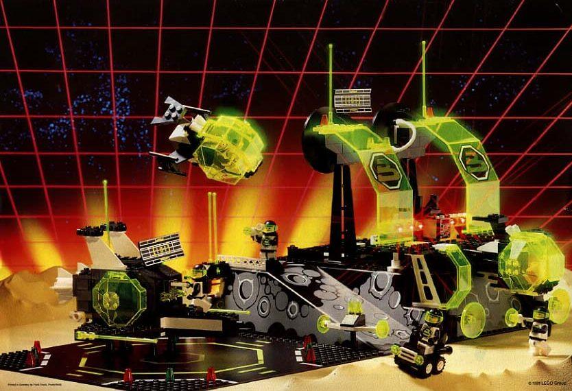 6988 – Alpha Centauri Outpost (1991)