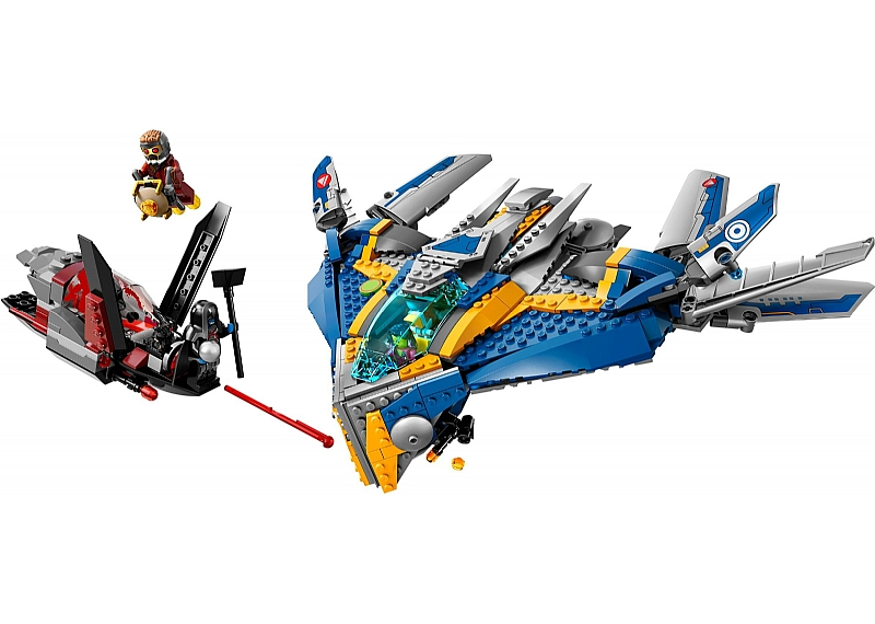 76021 – The Milano Spaceship Rescue (2014)