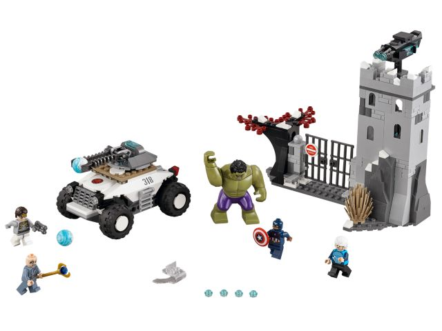 76041 – The Hydra Fortress Smash