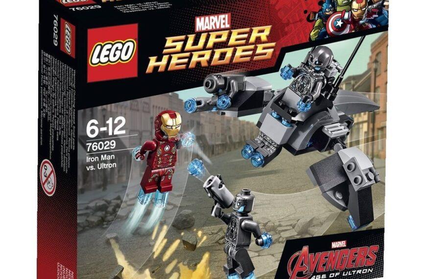 76029 – Iron Man vs. Ultron (2015)