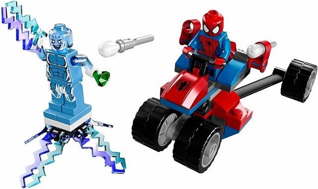 76014 – Spider-Trike vs. Electro (2014)
