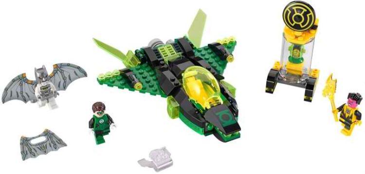 76025 – Green Lantern vs. Sinestro (2015)